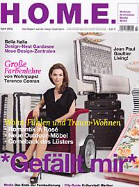 Home Magazin tim kerp design produktdesign möbeldesign markenarchitekt